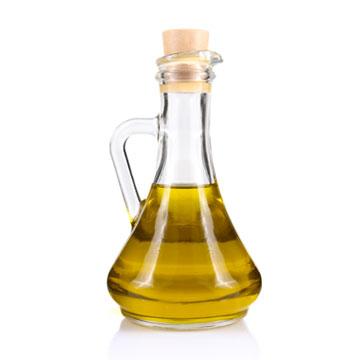 Olijfolie tegen roos
