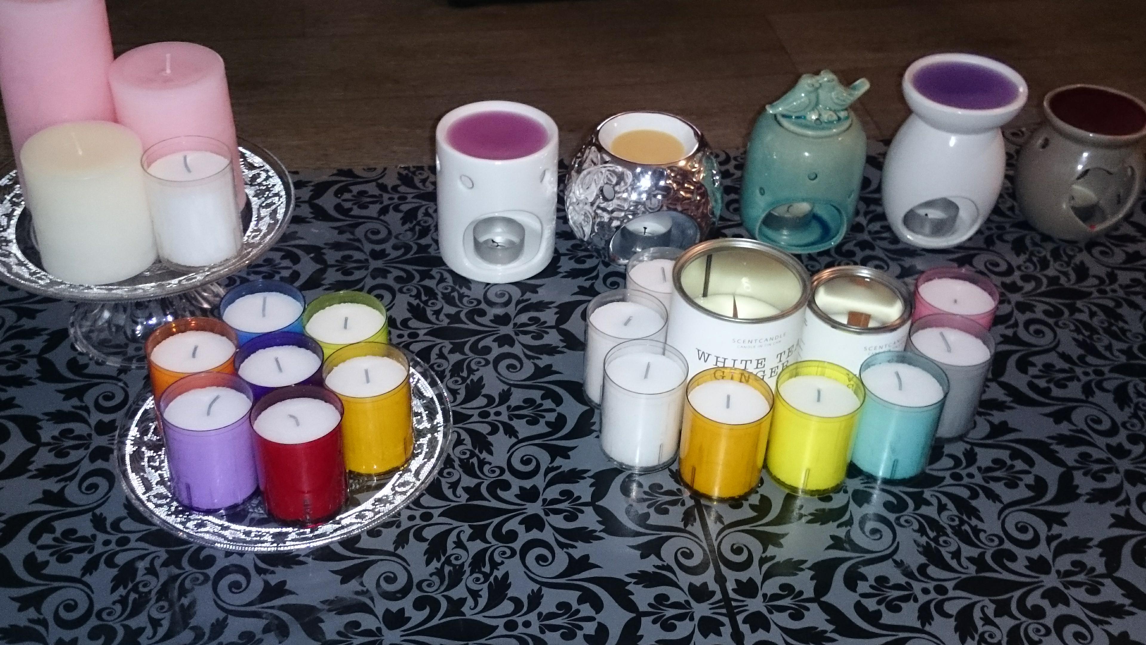 Kaarsen voor thuis of om je thuis te laten voelen expressing beauty - Voor thuis ...